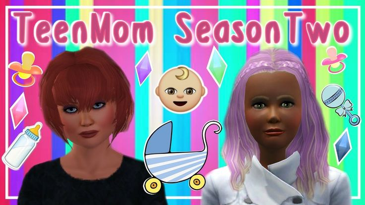 The Sims 3: Teen Mom (Season 2) | Episode 1| Maddie's Story