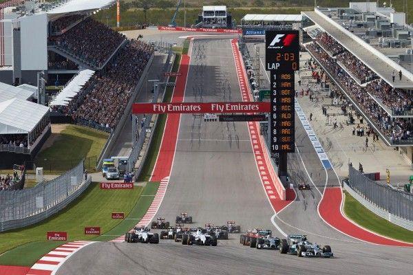 Formule 1 : Grand-Prix des USA à Austin, présentation, enjeux