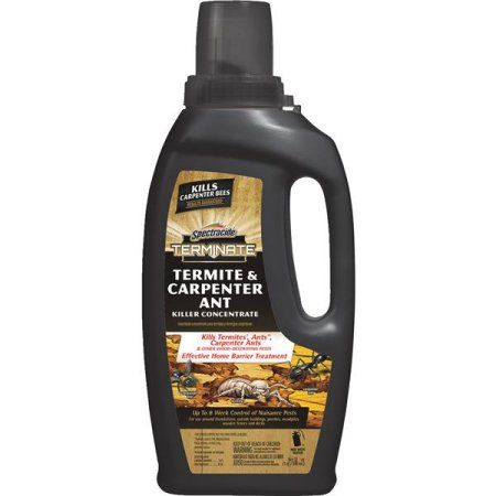 Spectracide Terminate Carpenter Ant and Termite Killer, Multicolor