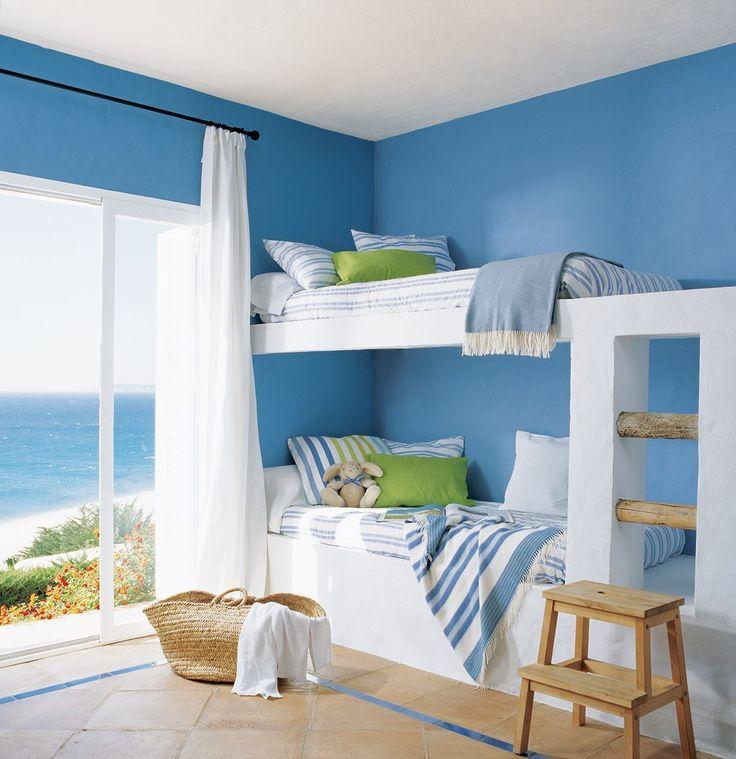 M s de 1000 ideas sobre dormitorios de adolescentes en for Chica azul dormitorio deco