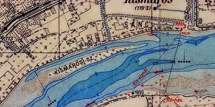 Dunai Szigetek: Az India-kutató indián tábora Kismaroson