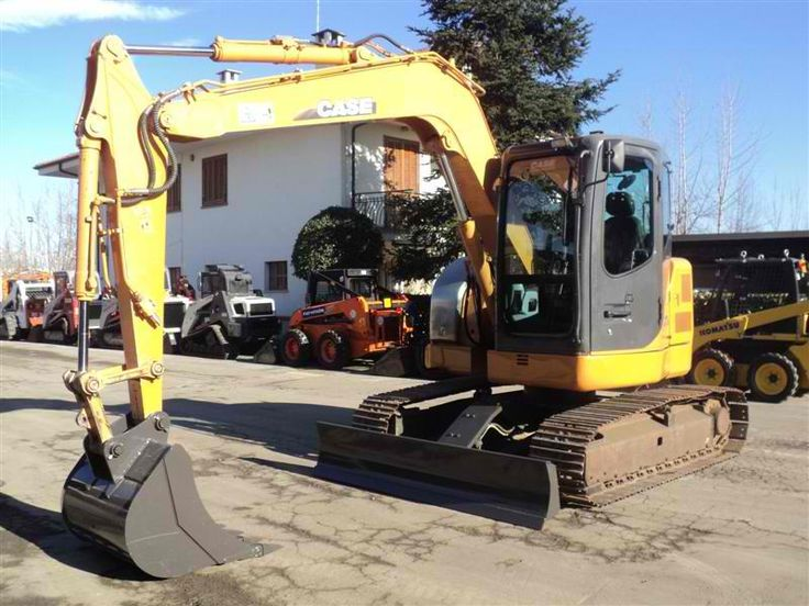 For sale cheap Excavator Case CX75SR Second Hand. Manufacture year: 2006. Working hours: 3015. Excellent running condition. Ask us for price. Reference Number: AC3641. Baurent Romania.