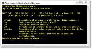 programa: es un conjunto de instrucciones que una vez ejecutadas realizarán una o varias tareas en una computadora.