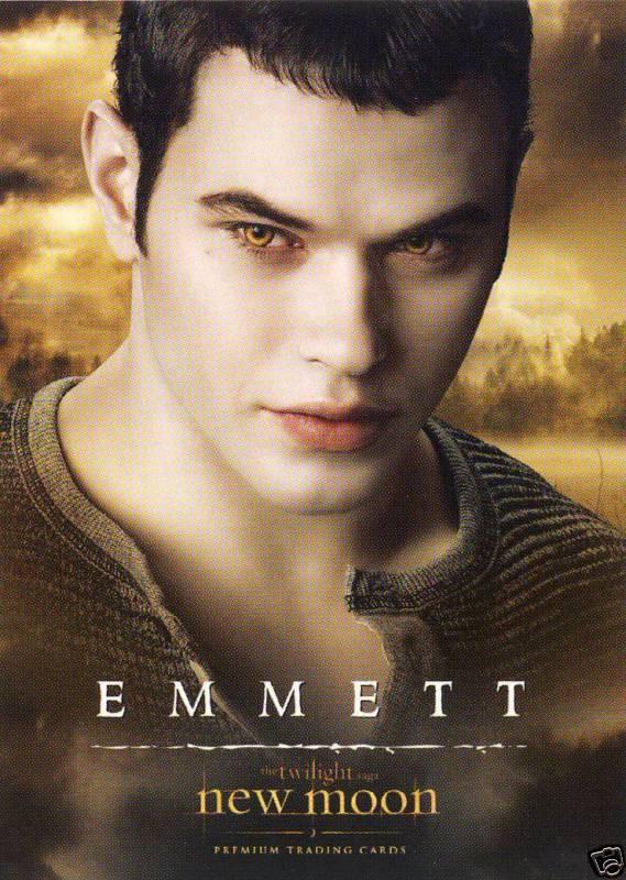 Emmett Cullen (Kellan Lutz) | Twilight