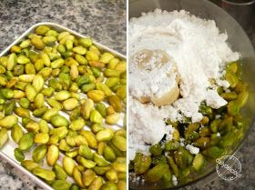dailydelicious: Home Made Pistachio Paste