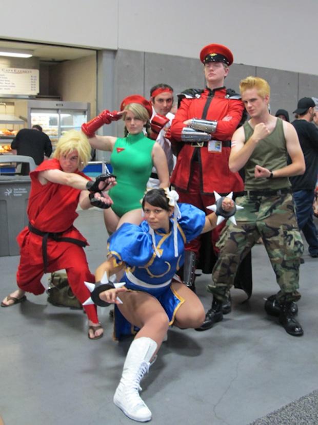Confira as melhores fotos da San Diego Comic-Con 2012