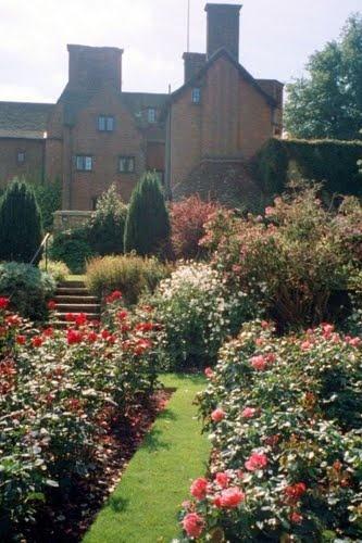 Chartwell House Gardens, Kent