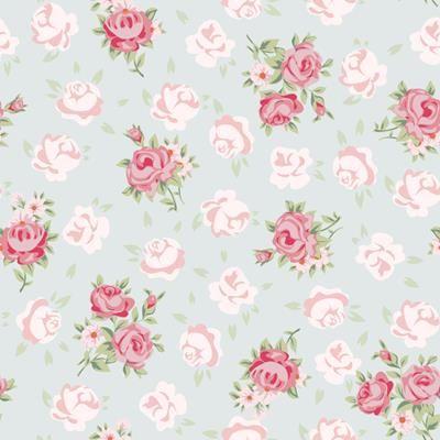 Papel de Parede Autocolante -  Floral 121118587