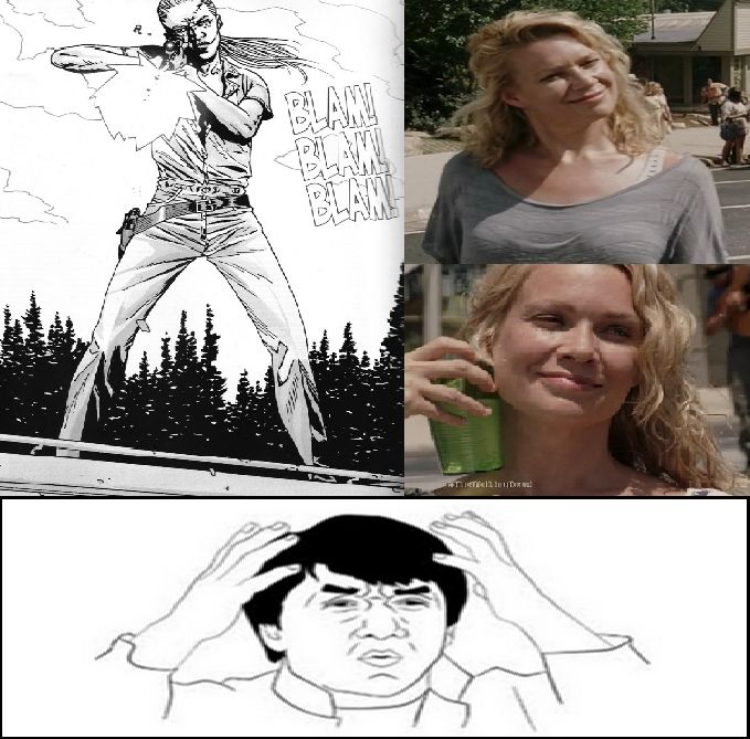 comic Andrea vs. series Andrea. Comic book Andrea is one ...