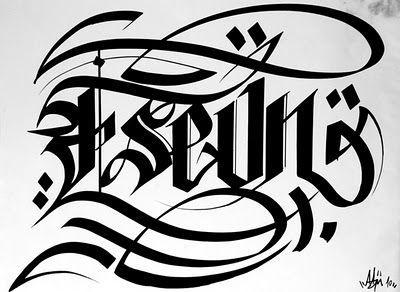 Letras Goticas En Fotos De Tatuajes  Twiwaminenu
