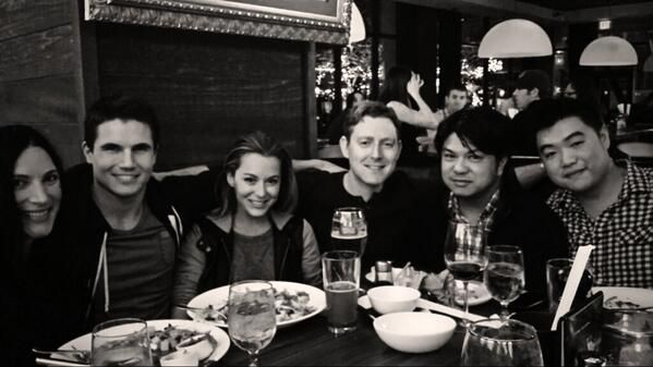 From: TTP Writers ‏@TTPwriters  Yes!! RT @Alexa Vega: @rayutar @Robbie Amell @Alexkatsnelson @jeffchandir We really do have the best group