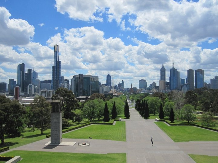 Culture Statement - Melbourne City through the Gardens