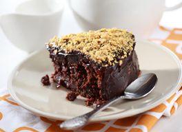 Cake Coklat Mede Untuk Anda Yang Takut Gemuk