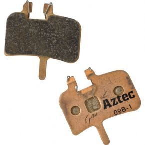 Aztec Sintered disc brake pads for Hayes and Sintered metal compound replacement disc brake pads Designed and developed for UK riding conditions Race tested pads giving you the latest braking compound technology Manufactured and tested to the hi http://www.MightGet.com/february-2017-1/aztec-sintered-disc-brake-pads-for-hayes-and.asp