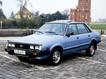 Subaru 1800 Sedan 4WD (AB) '1983–85