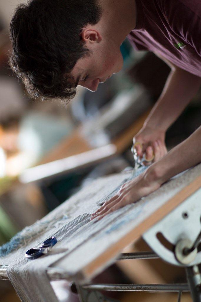 Finishing touches | McKernan Woollen Mills | Handmade scarves | Made in Ireland | Irish Design | Weaving | Knitting Mens & Women's Accessories