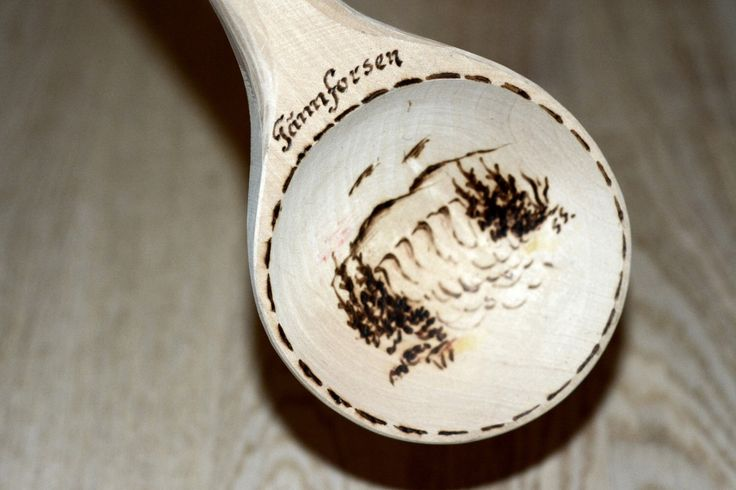 Swedish wood ladle Large Wood Spoon Burned wooden ladle Pyrography Hand Carved ladle Wooden Spoon Farmhouse kitchen utensil by VintageButikGita on Etsy https://www.etsy.com/listing/223494535/swedish-wood-ladle-large-wood-spoon