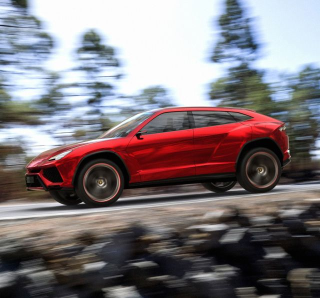 Lamborghini Sales: 85 Best SUV Images On Pinterest
