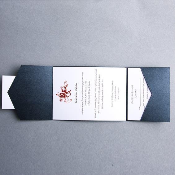 Favori 176 best invitations faire part mariage texte images on Pinterest  AZ35