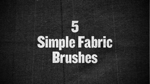 Best Photoshop Brush – Simple Fabric Brushes http://masbadar.com/28-brush-photoshop-terbaik/