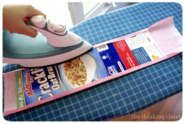 Genius! Burp Cloth Tutorial for the Beginner Sewist by The Thinking Closet