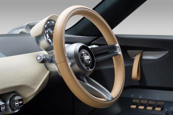 2013 Nissan IDx Freeflow Luxury Cockpit 600x399  2013 Nissan IDx Freeflow Complete with Images & Video