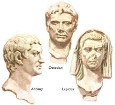 The Second Triumvirate was another alliance formed after Julius Caesar was assassinated. The members were Octavian, Marc Antony, and Lepidus. The alliance fell apart, however, when rivalries broke out among the members about who was next to rule Rome.