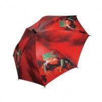 Doppler Dětský vystřelovací deštník - žába