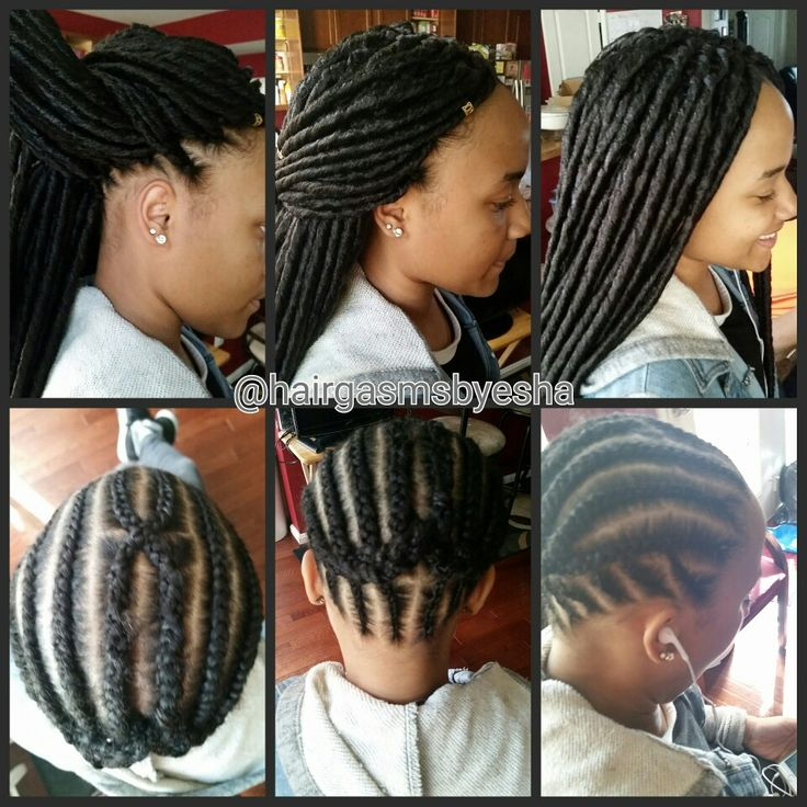 Crochet Braids Faux Locs : 1000+ ideas about Box Braid Wig on Pinterest