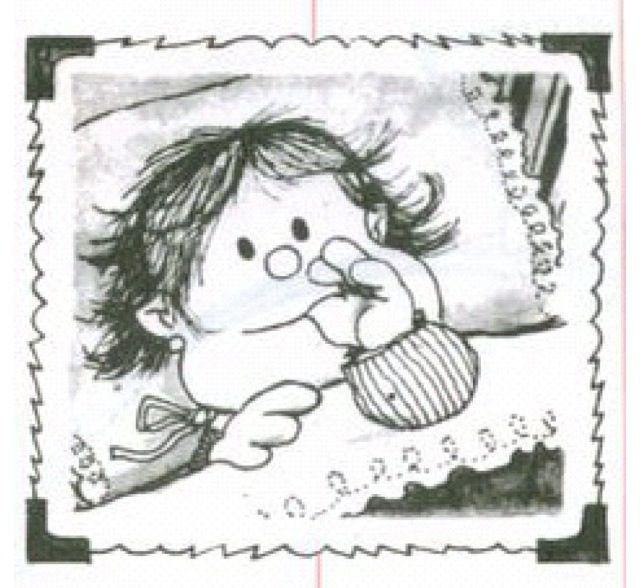 Baby Mafalda