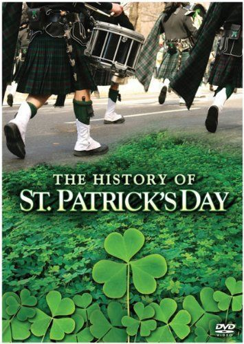 This DVD, titled The History of St. Patrick's Day, tells of Irish Immigration to America and how a religious festival evolved into the holiday we celebrate today.