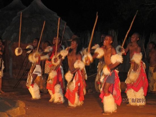 Shangana Cultural Village Hazyview Historical Site