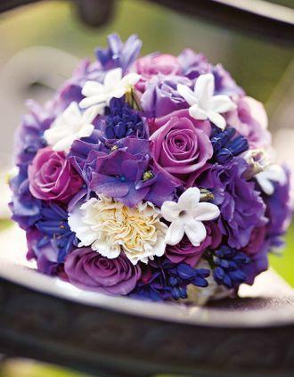 - Brautsträuße mehrfarbig