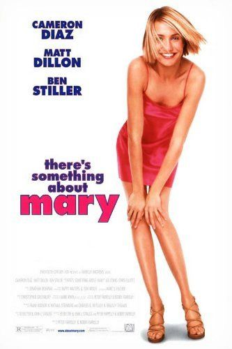 There's Something About Mary ~ Ben Stiller, Cameron Diaz, Matt Dillon, Chris Elliot, Lee Evans, Jeffrey Tambor.