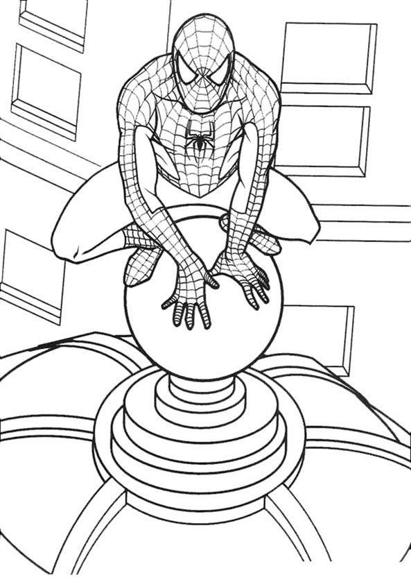 ten besser malvorlagen spiderman eingebung 2020 nel 2020