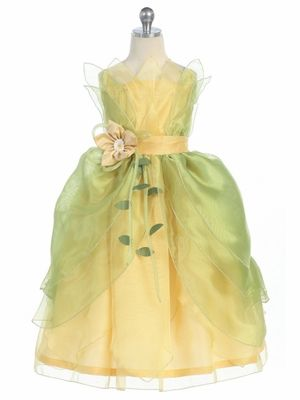 Princess Tiana Dress