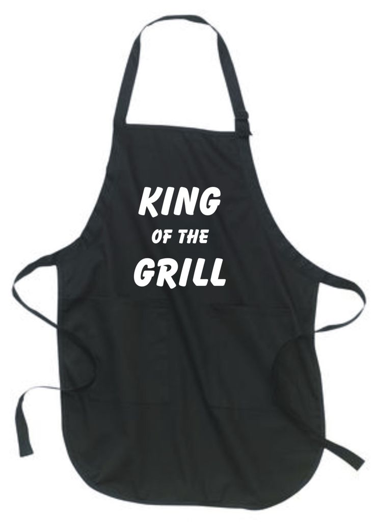King of the Grill Apron for that special person, hostess gift, available at $17.50 https://www.etsy.com/listing/250639031/king-of-the-grill-apron-for-that-special?utm_source=socialpilotco&utm_medium=api&utm_campaign=api  #BBQ
