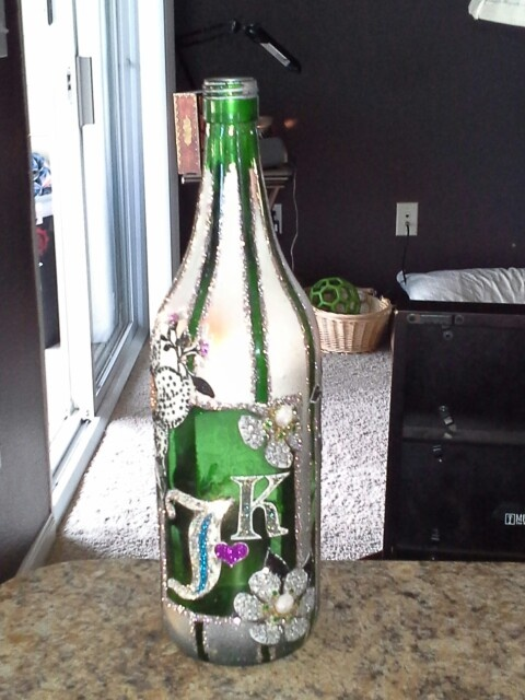 Grandma 39 s wine bottle things i want to make pinterest for Things made from wine bottles