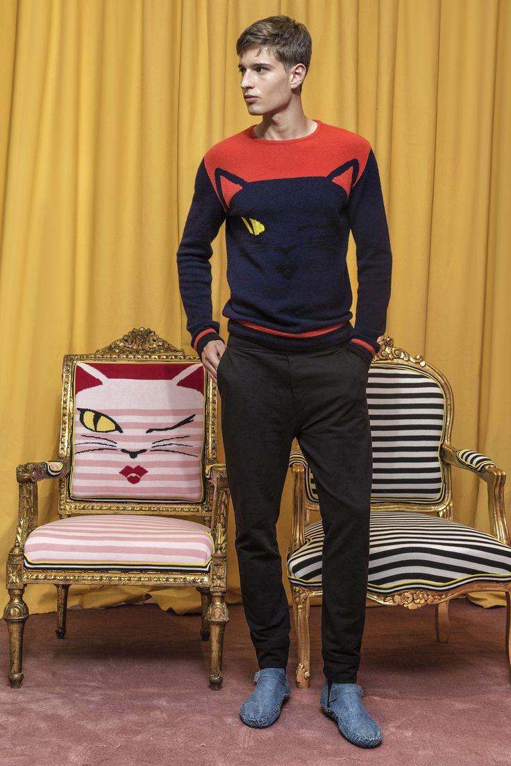 Ermanno Scervino Men's SS17 collection #ScervinoLive #ErmannoScervino