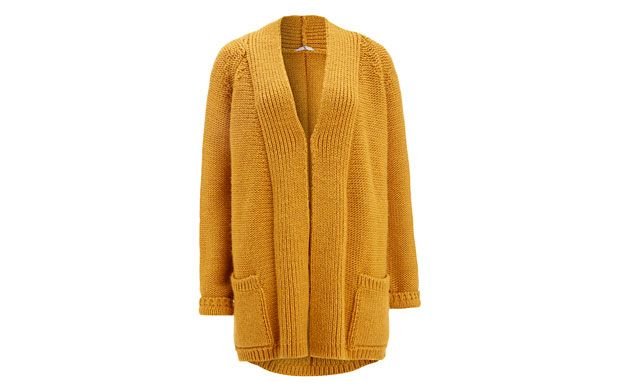 Chunky Oversized Cardigan- Beat the chill this season in this chunky oversized cardigan.