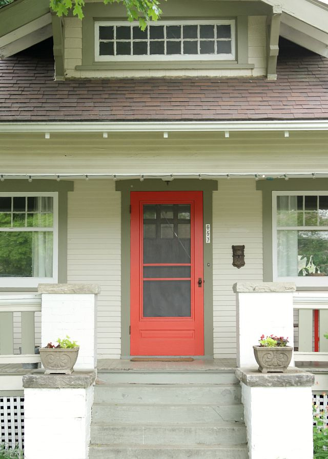 Best 25+ Painted exterior doors ideas on Pinterest | Exterior door ...