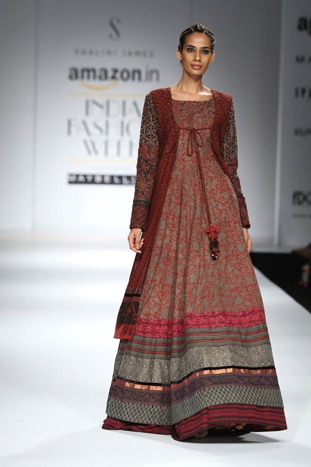 Amazon India Fashion Week Spring-Summer 2016 moves ahead to Day 3, Oct 9 with a fast-paced fashion calendar, presenting 15 fashion what next designers today
