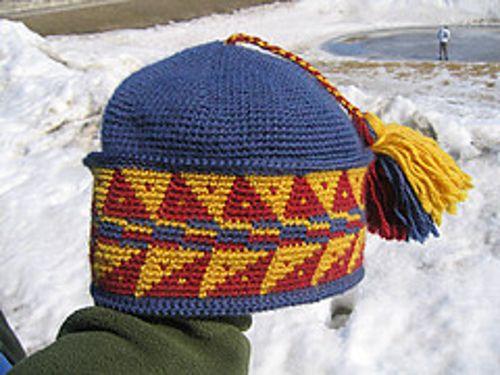 Ravelry: Pang/Nasaq/Nassak Hat pattern by Joel Erickson