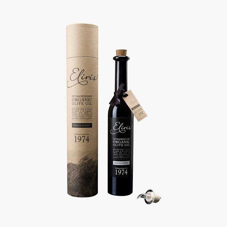 Huile d'olive Grecque - Eliris - Find this product on Bon Marché website - La Grande Epicerie de Paris