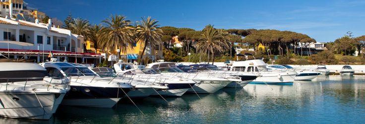 Puerto Deportivo Cabopino, Malaga, Spain