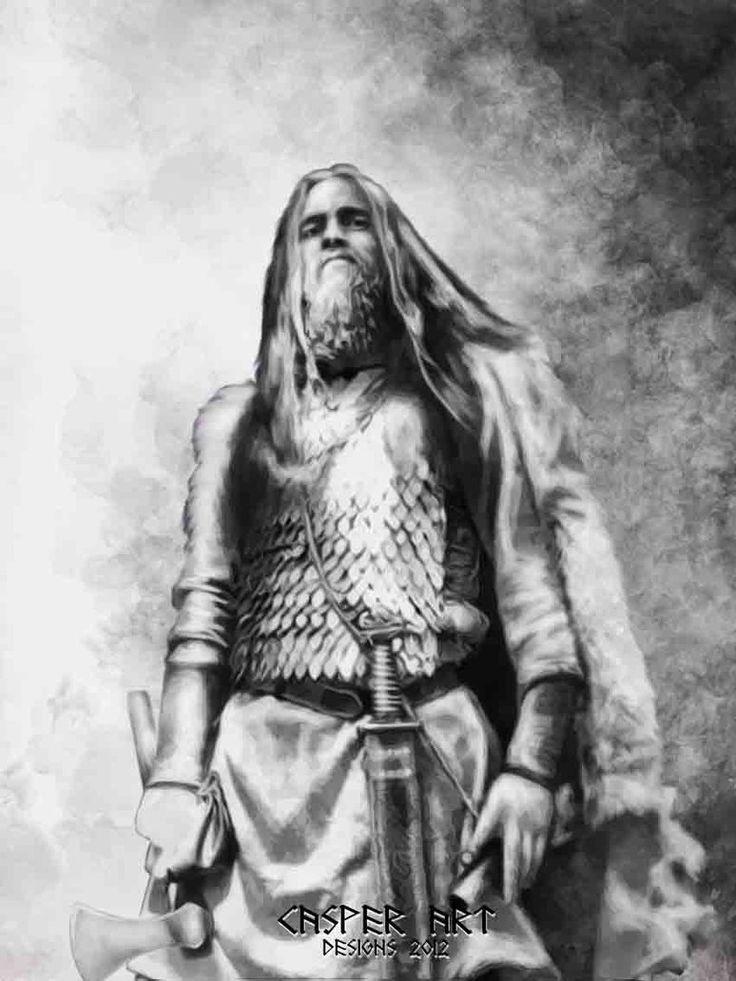 Viking Jarl Guido Klein by *thecasperart on deviantART