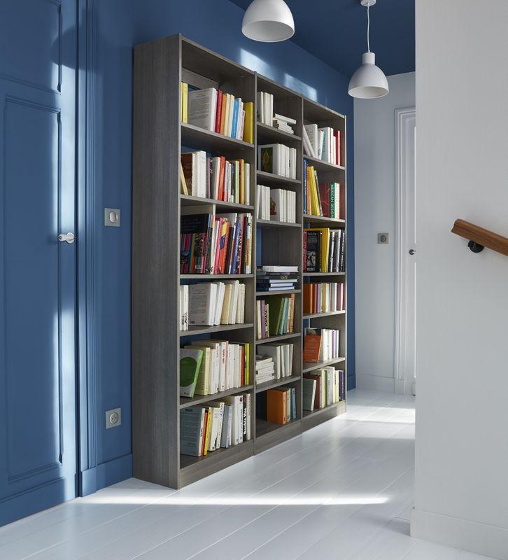 Les 40 meilleures images propos de rangements sur - Etagere bibliotheque castorama ...