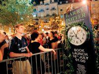 Презентация книги о Гарри Поттере стала мировым событием