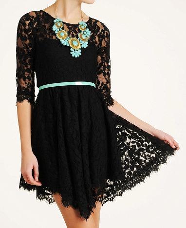 Free People Lace Dress  - http://www.onmywantlist.amnottheonlyone.com/free-people-lace-dress/