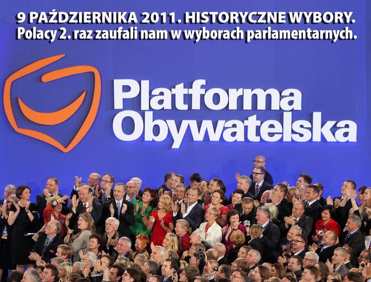 Dokładnie 3 lata temu wygraliśmy drugie z rzędu wybory parlamentarne - to pierwszy taki przypadek w III RP. Dziękujemy za zaufanie!